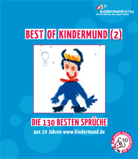 Cover des Buchs »Best of Kindermund (2)«